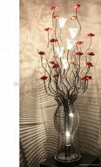 Art Flower decorative lighting