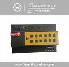 Smart-Bus Dimmer 2ch 6Amp per ch DIN-Rail Mount (G4)