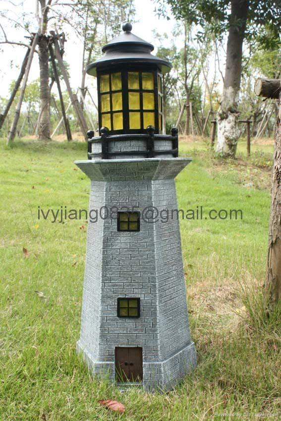 Lighthouse Solar Light Lk4904 Ivyjiang0835lights