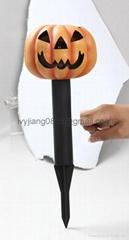 Pumpkin Halloween Lamp