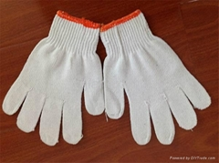 safety cotton glove working glove