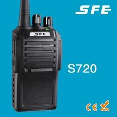 Waterproof Handheld Two Way Radios S720