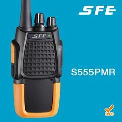 SFE S555PMR 0.5W License-free Walkie Talkie