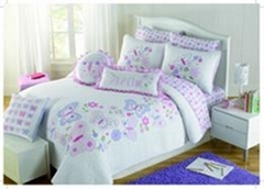 100%Cotton Embroidery Bedding Set