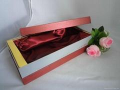 Custom luxury handmade wine box