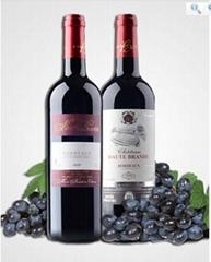 法國歐柏龍堡組合紅葡萄酒