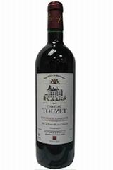 法國圖澤堡紅葡萄酒
