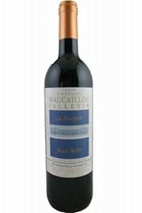 法國蒙卡優-菲婷紅葡萄酒