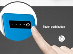 Touch panel power bank