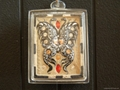 King of Butterfly Amulet