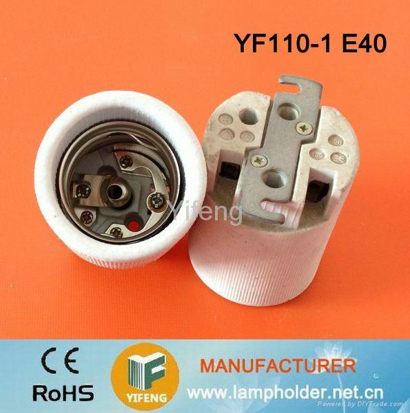 ceramic lamp holder e40 1
