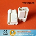 g9 halogen lamp socket