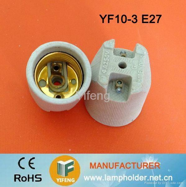 e27 porcelain lamp socket 2