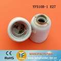 e27 porcelain lamp socket 4