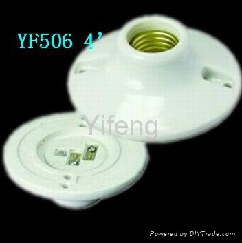 ceiling lamp socket with switch 3