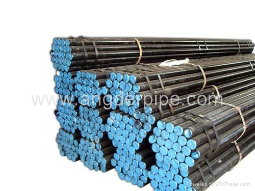 A53 GR.B seamless pipes 5