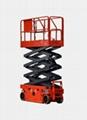 6米自行剪叉式高空作业平台 1
