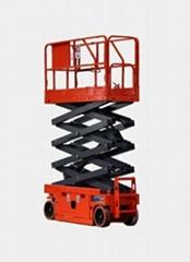 6米自行剪叉式高空作业平台