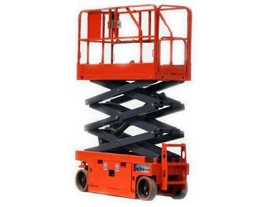6米自行剪叉式高空作业平台 2
