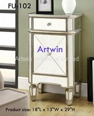 Mirrred furniture