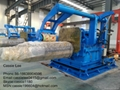 hydraulic uncoiler and recoiler - SZ-R01 - Shenzhou (China