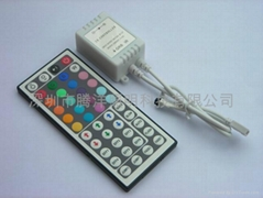 RGB44键控制器44键LED控制器