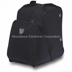 Heated gear bag