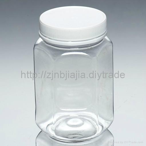 500g PET Plastic Food Storage Jars FD-3 1 ... & 500g PET Plastic Food Storage Jars FD-3 - JiaFeng (China ...