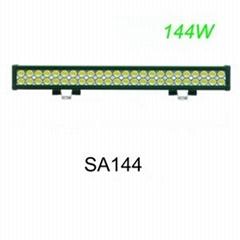 "26""  144W  LED light Bar"
