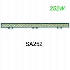252W LED light Bar