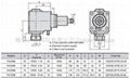 BMT Live Tool holder( Base Mount Tooling) 55, 65, 75, 85mm Tool Holder