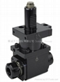 VDI Driven tool holder DIN5480 CNC Tool Holder   Double collet