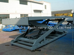 2.0T Stationary small electric hydraulic lift table