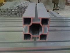 北京阳光房铝型材