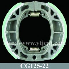 CD70 Motorcycle Brake Shoe