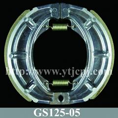 GS125 Motorcycle Brake Shoe