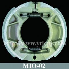 MIO Motorcycle Brake Shoe