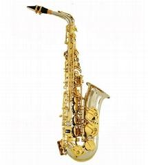 Alto   Saxophone(Eb Key)PWS-A-GL&NP P
