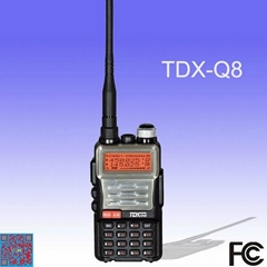 Competitive Price Dual Frequency Two-Way Radio TDX-Q8