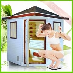 Health benefits of infrared sauna