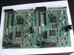 安川變頻器G7系列專用CPU板