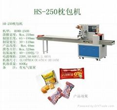 自动食品包装机械