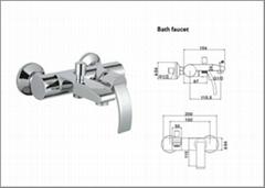 Bath Mixer&Taps Bath faucet Shower faucet Basin faucet Kitchen faucet