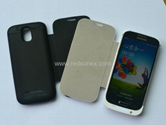 Samsung Galaxy S4 external backup Battery Case
