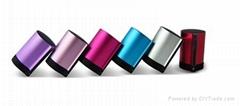 mini portable bluetooth speaker multimedia player