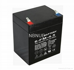 12v4.5ah Sealed Lead Acid Battery