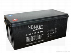 12v250ah Sealed Lead Acid Battery
