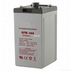 2V400AH Sealed Lead Acid Battery