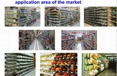 Supermarket&store display equipment