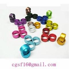 pigeon ring bird ring metal aluminum ring 2mm-28mm